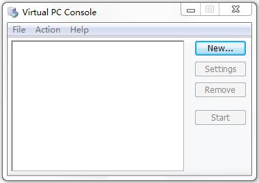 Microsoft Virtual PC(虚拟机)64位