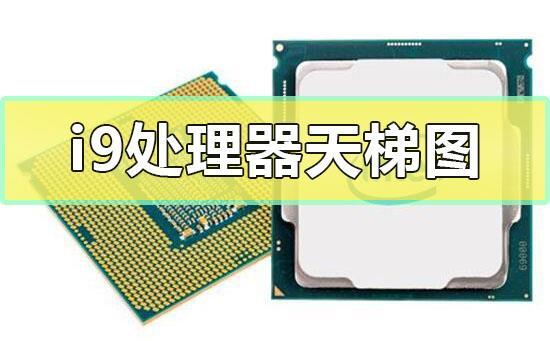 酷睿i9天梯图2019最新完整版