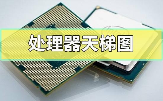 处理器天梯图_处理器天梯图电脑2019高清大图