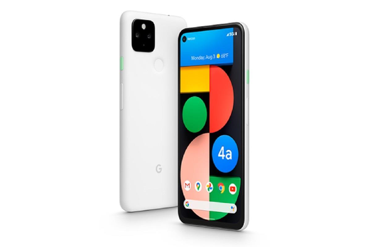 谷歌将销售 Pixel 4a 5G 白色无锁版,不再受运营商限制