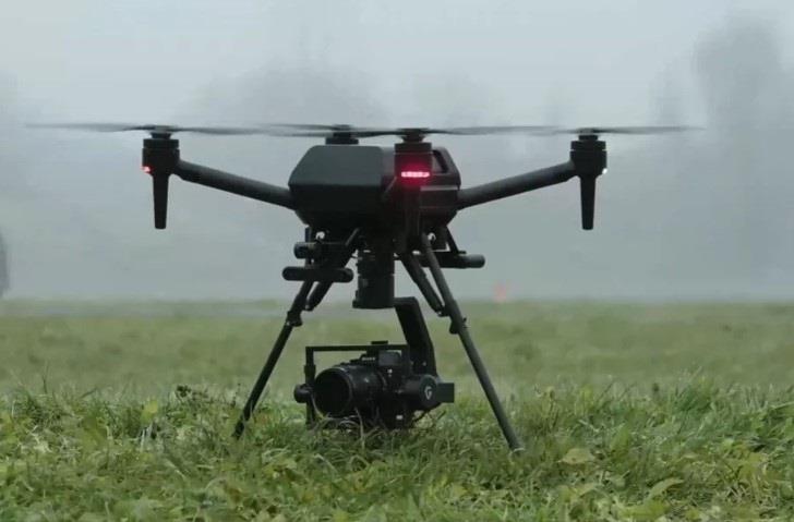 索尼进军无人机市场,推出 Airpeak 无人机