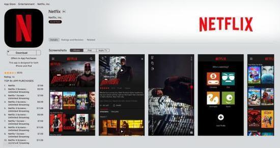 流媒体竞争加剧:2021 年 Netflix 将发行 70 部电影