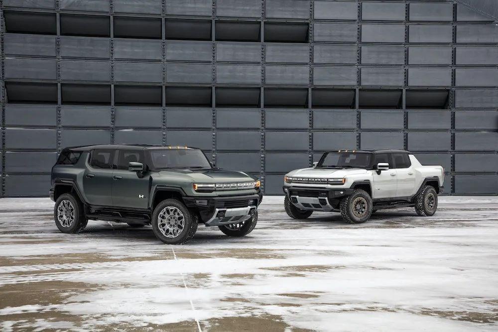 悍马推出纯电 SUV,越野性能强悍还有 L2 加持,首批两小时抢光