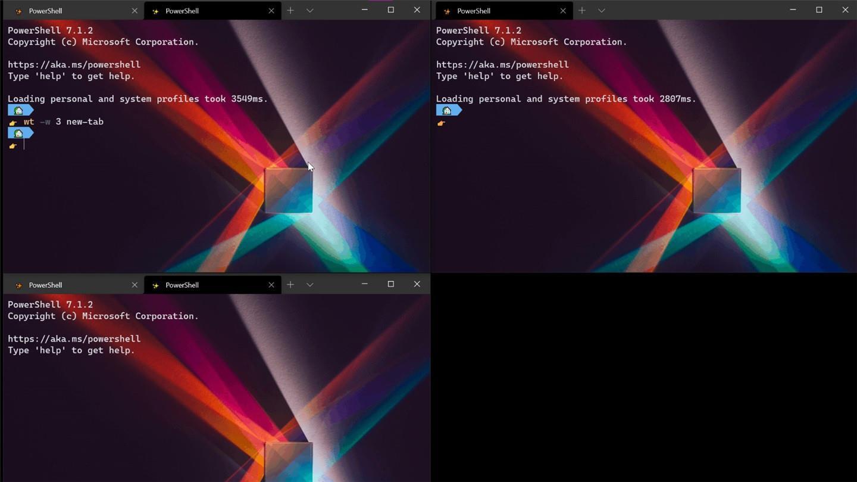 微软 Windows Terminal 1.7 正式版发布:设置 UI 成为默认打开方式
