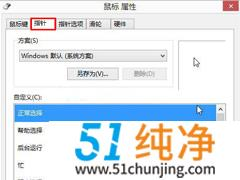 Win8自定义鼠标指针的指导教程